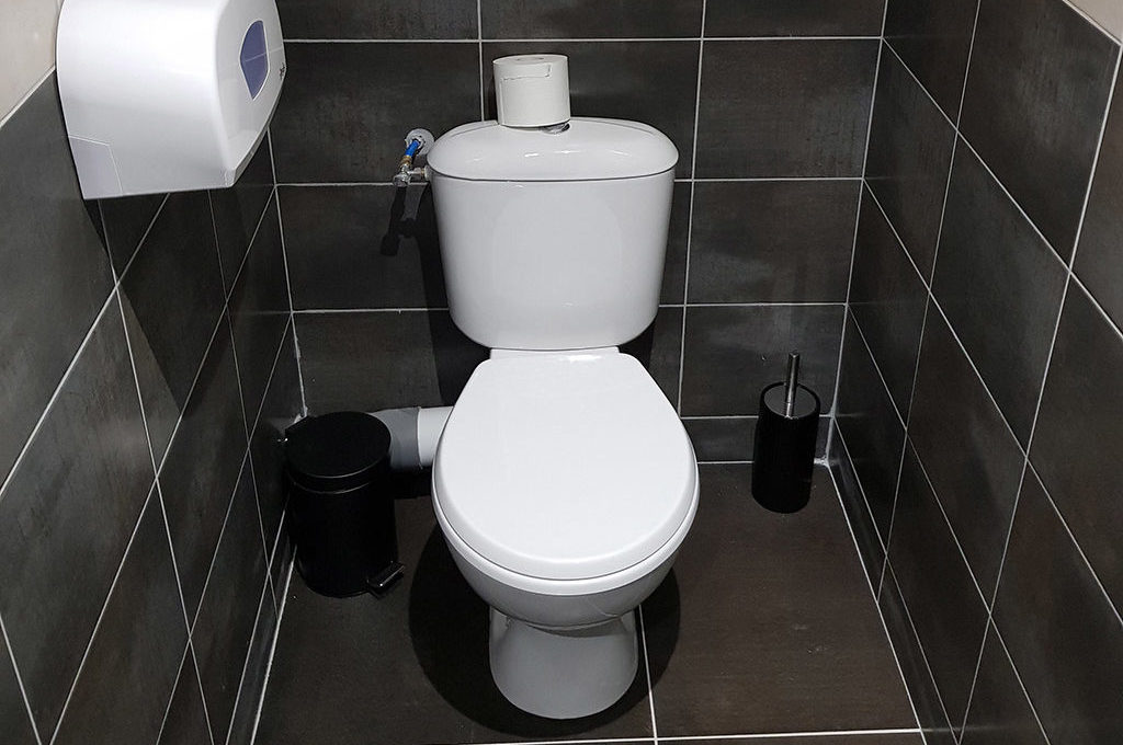 Installation toilettes