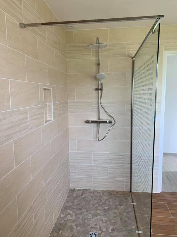 douche à l'itialienne