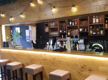 Création d'un bar