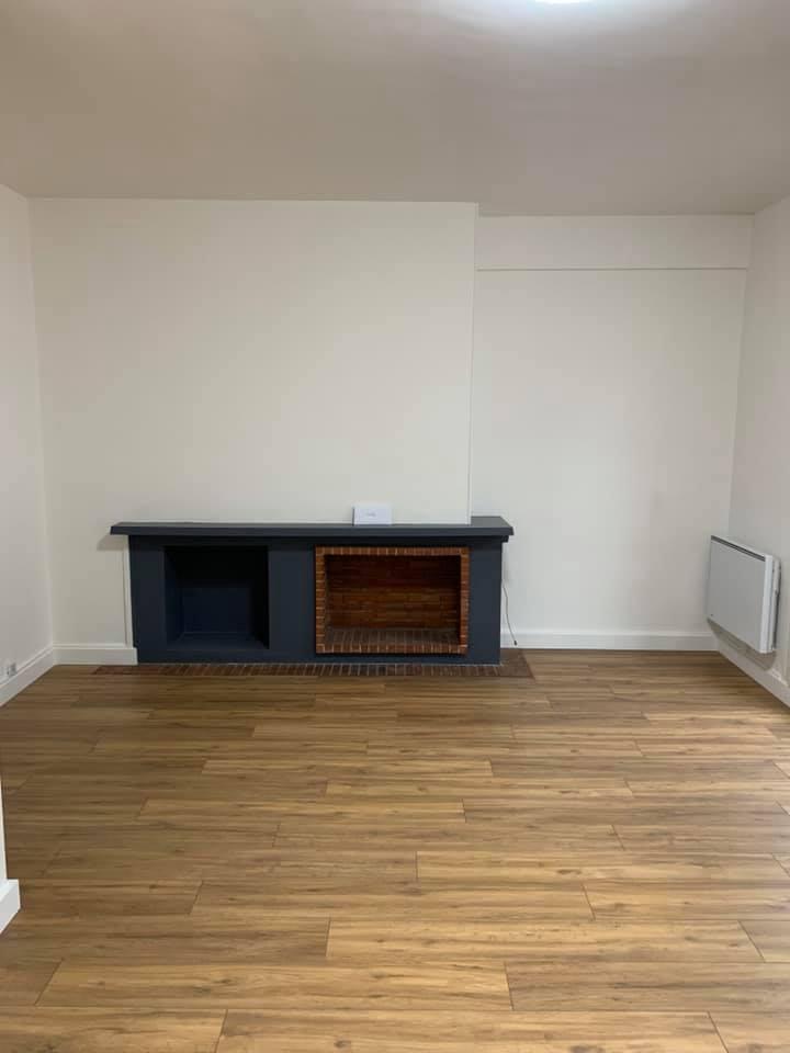 Rénovation appartement – pose parquet et peinture